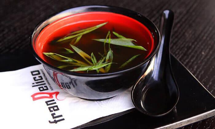 5 פרנג'ליקו סניף יגור - ארוחת סושי זוגית