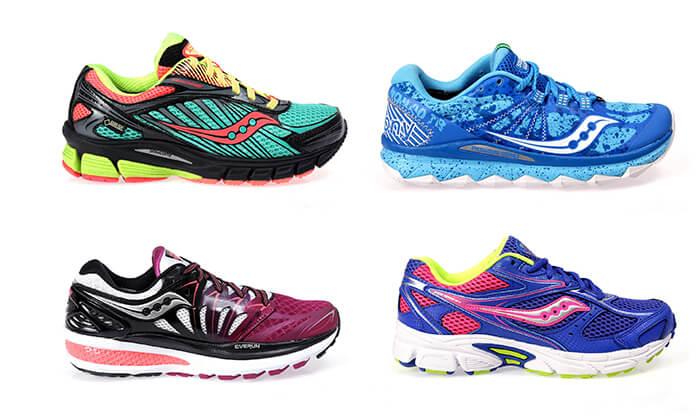 נעלי ספורט לנשים Saucony- משלוח חינם