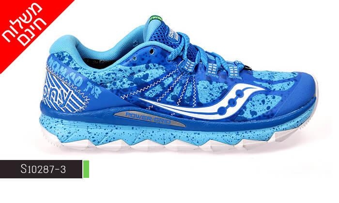 4 נעלי ספורט לנשים Saucony- משלוח חינם