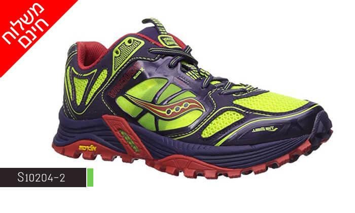 7 נעלי ספורט לנשים Saucony- משלוח חינם