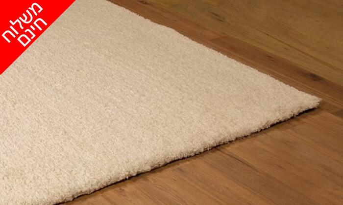 4 ביתילי: שטיח שאגי - משלוח חינם !