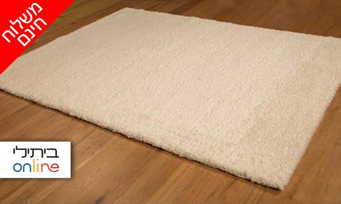 2 ביתילי: שטיח שאגי - משלוח חינם !