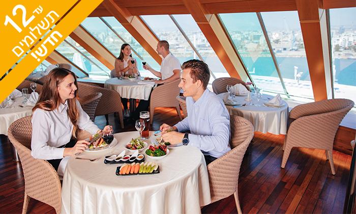 4 הפלגת נופש ליוון עם מנו ספנות - קרוז של חוויות, שמש, שפע של אוכל והרבה ים