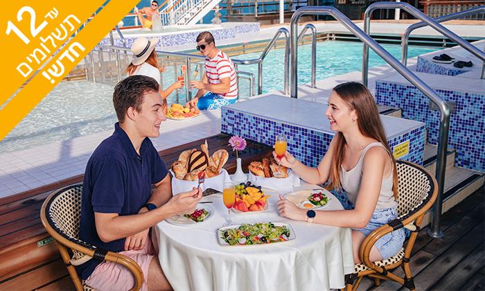 7 הפלגת נופש ליוון עם מנו ספנות - קרוז של חוויות, שמש, שפע של אוכל והרבה ים