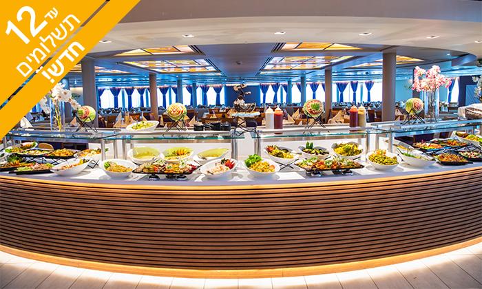 6 הפלגת נופש ליוון עם מנו ספנות - קרוז של חוויות, שמש, שפע של אוכל והרבה ים
