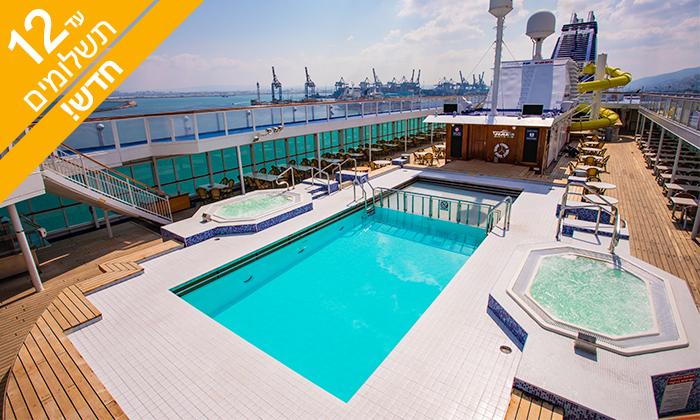 3 הפלגת נופש ליוון עם מנו ספנות - קרוז של חוויות, שמש, שפע של אוכל והרבה ים