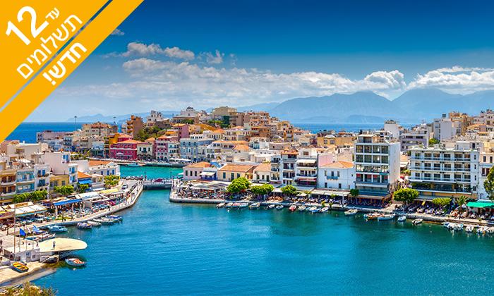 15 הפלגת נופש ליוון עם מנו ספנות - קרוז של חוויות, שמש, שפע של אוכל והרבה ים