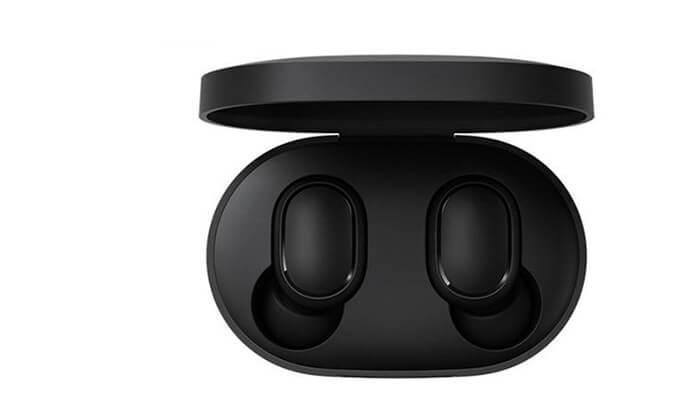 3 אוזניות Bluetooth נטענות XIAOMI - משלוח חינם