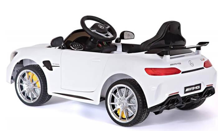 5 רכב מרצדס ממונעלילדים GTR