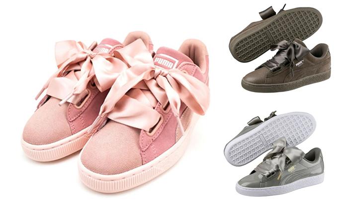 נעלי סניקרס פומה PUMA לנשים