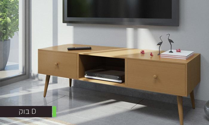 10 סט שולחן סלון ומזנון