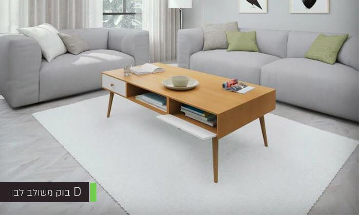 11 סט שולחן סלון ומזנון