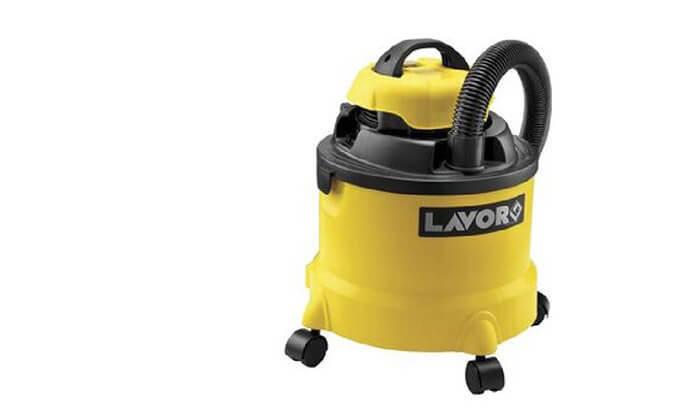 4 שואב אבק יבש / רטוב LAVOR