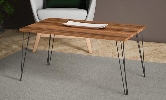 2 שולחן סלון מלבני TUDO DESIGN