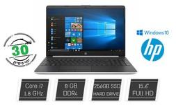 """מחשב נייד HP מסך מגע """"15.6"""