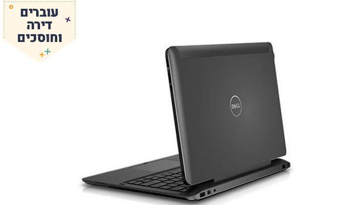 """3 מחשב נייד מחודש DELL, דגם E7350מסדרת Latitude עם מסך מגע """"13, זיכרון 8GB ומעבד m5, כולל תיק צד"""