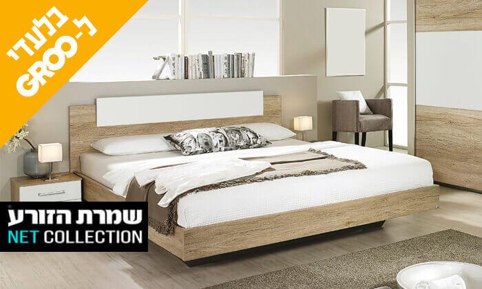 2 שמרת הזורע: חדר שינה ומזרן קפיצים מבודדים