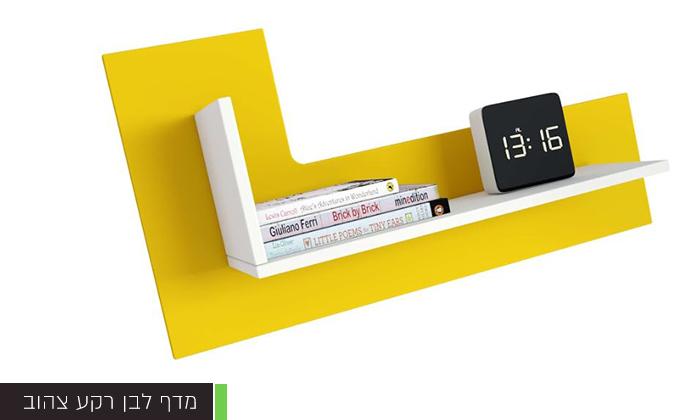 """7 רהיטי סוכריה: מדף לחדר ילדים, דגם ריו ברוחב 80 ס""""מ"""