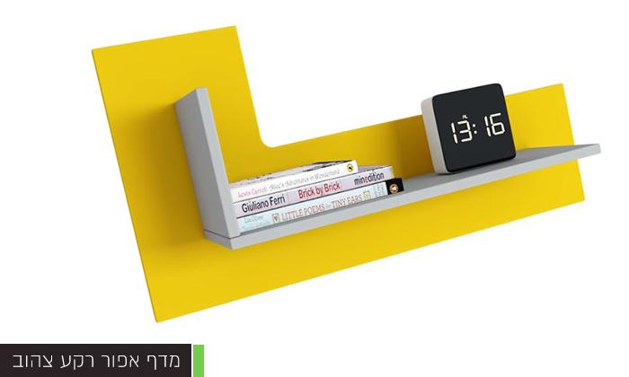 """10 רהיטי סוכריה: מדף לחדר ילדים, דגם ריו ברוחב 80 ס""""מ"""