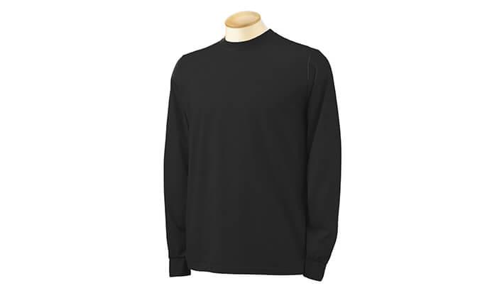 3 מארז 4 חולצות שרוול ארוך מנדפות זיעה