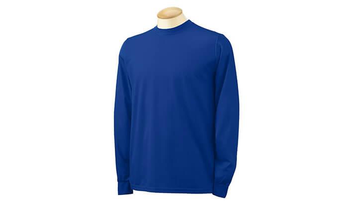 6 מארז 4 חולצות שרוול ארוך מנדפות זיעה