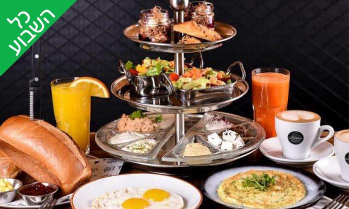 6 ארוחת בוקר זוגית בקפה 'קקאו', צומת עדי