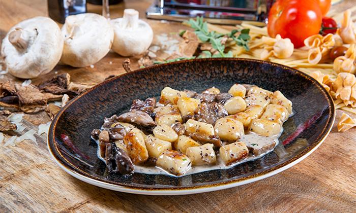 2 מסעדת פרנצ'סקה ברובע, ראשון לציון - ארוחה זוגית