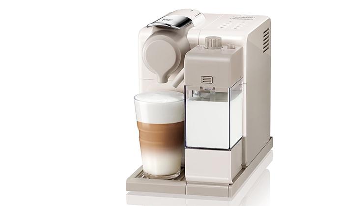 4 מכונת קפה Nespresso - משלוח חינם