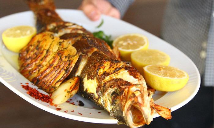 6 דיל ל-24 שעות: דרבי בר דגים במרינה הרצליה - ארוחה זוגית