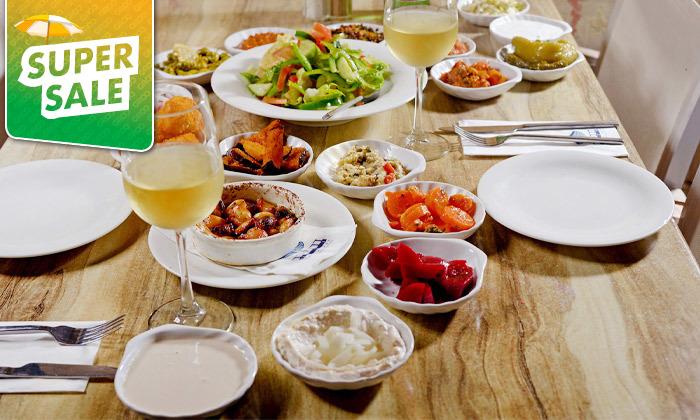 11 דרבי בר דגים במרינה הרצליה - ארוחה זוגית