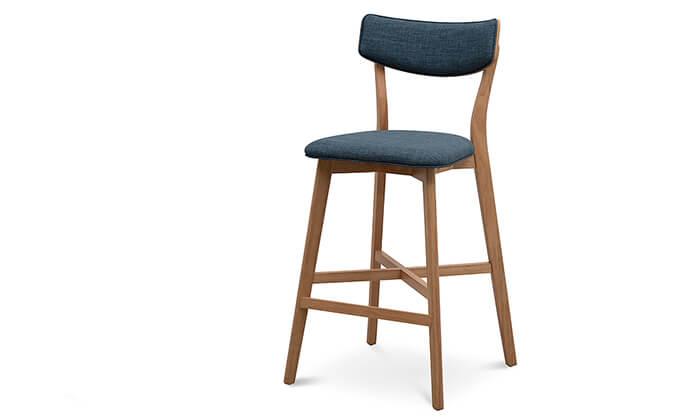 4 שמרת הזורע: כיסא בר מרופד