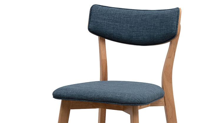 5 שמרת הזורע: כיסא בר מרופד