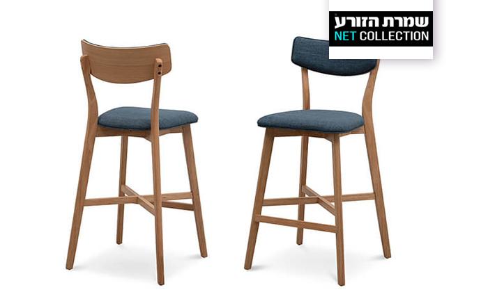 3 שמרת הזורע: כיסא בר מרופד
