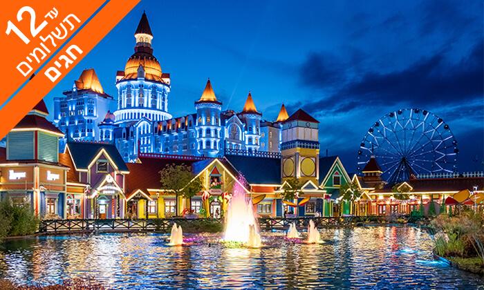 6 טיול מאורגן 5 ימים בסוצ'י, הריביירה הרוסית, כולל חגים