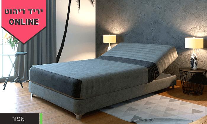 4 מיטת נוער אורתופדית