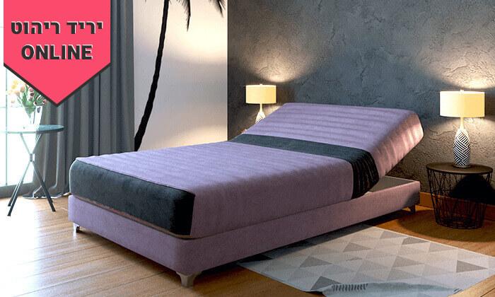 9 מיטת נוער אורתופדית
