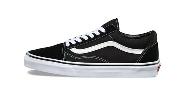 5 נעלי סניקרס יוניסקס VANS OLD SKOOL