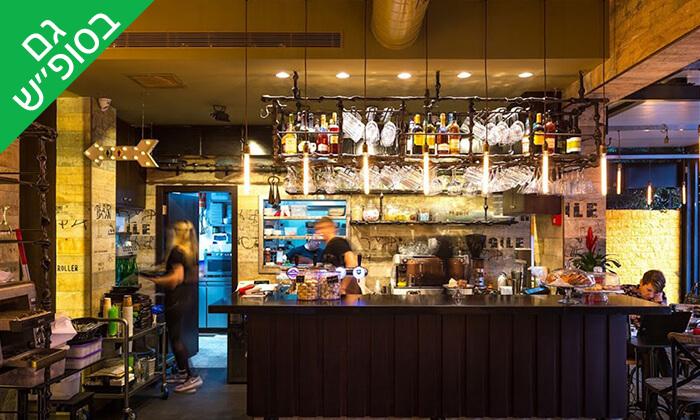 6 ארוחה זוגית במסעדת Matteo, בוגרשוב תל אביב