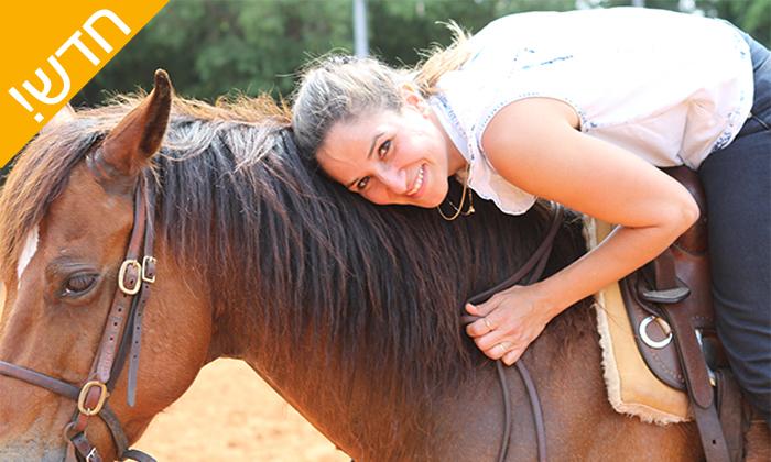 5 רכיבה טיפולית על סוסים לאוכלוסיה הבוגרת - נסוס, רחובות