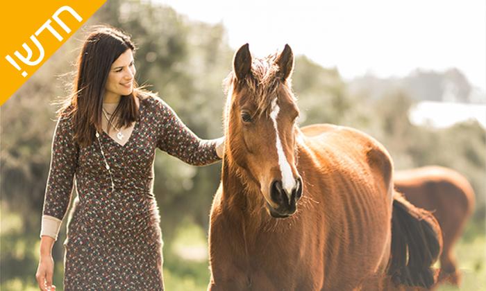 3 רכיבה טיפולית על סוסים לאוכלוסיה הבוגרת - נסוס, רחובות