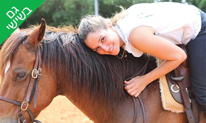 5 רכיבה טיפולית למבוגרים על סוסים - נסוס, רחובות
