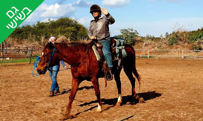 4 רכיבה טיפולית למבוגרים על סוסים - נסוס, רחובות