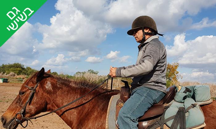 2 רכיבה טיפולית למבוגרים על סוסים - נסוס, רחובות
