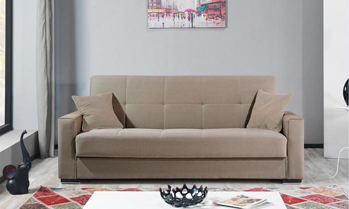 7 ספה תלת מושבית נפתחת