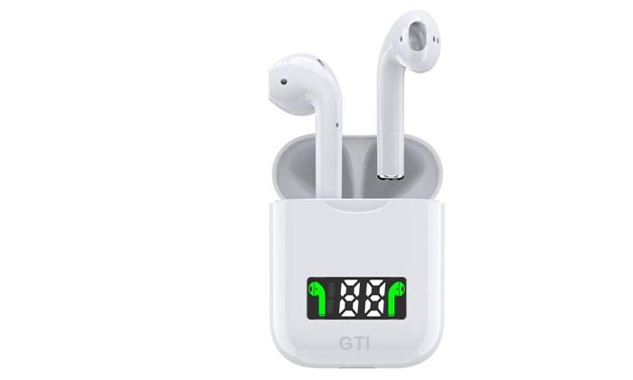 2 אוזניות Bluetooth קומפקטיות