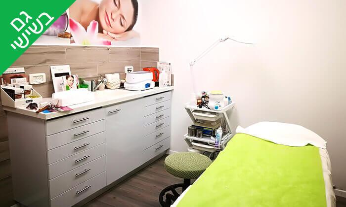 5 טיפולי פנים בקליניקת מרגו קוסמטיקס, ראשון לציון