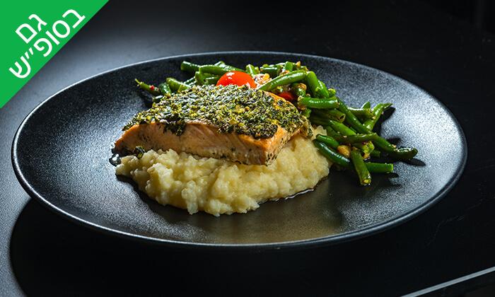12 ארוחה זוגית במסעדת Matteo, בוגרשוב תל אביב