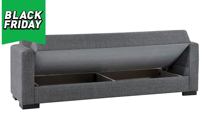 4 ספה תלת מושבית נפתחת דגם נורית