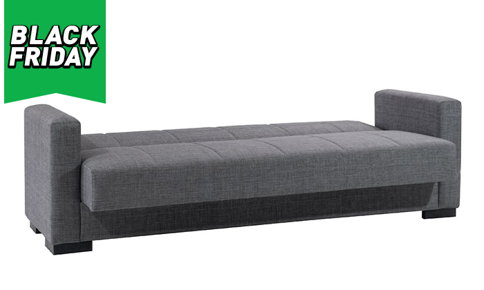 5 ספה תלת מושבית נפתחת דגם נורית
