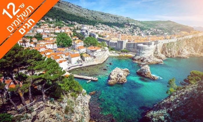 6 סלובניה, קרואטיה ופלאי הטבע האדריאטי, כולל חגים